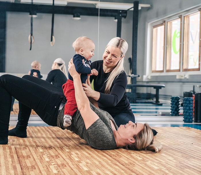 Äitiysfysioterapia Vantaa