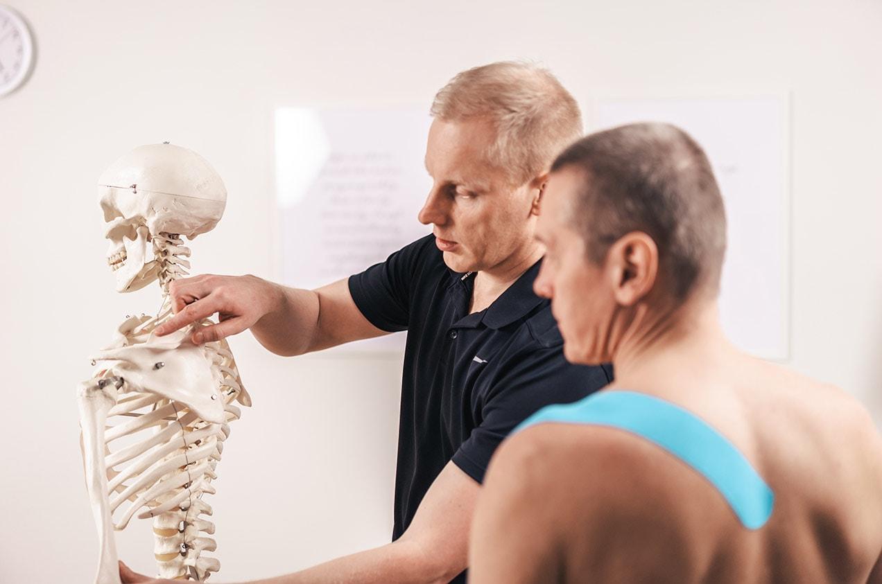 OMT fysioterapia Vantaa